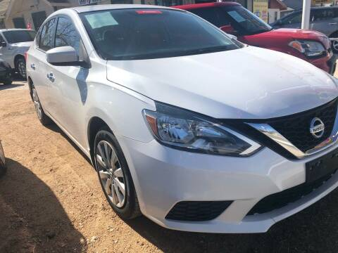 2016 Nissan Sentra for sale at S & J Auto Group in San Antonio TX