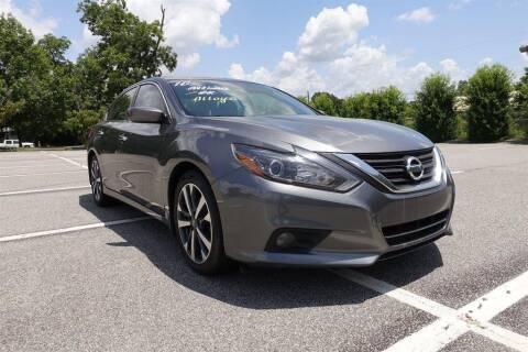 2016 Nissan Altima for sale at Womack Auto Sales in Statesboro GA