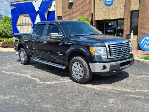 2012 Ford F-150 for sale at Mighty Motors in Adrian MI