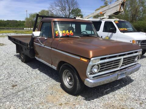 1974 Ford Ranger for sale at K & E Auto Sales in Ardmore AL