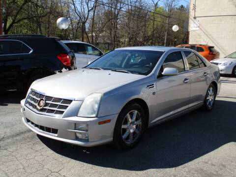 2008 Cadillac STS for sale at Bill Leggett Automotive, Inc. in Columbus OH