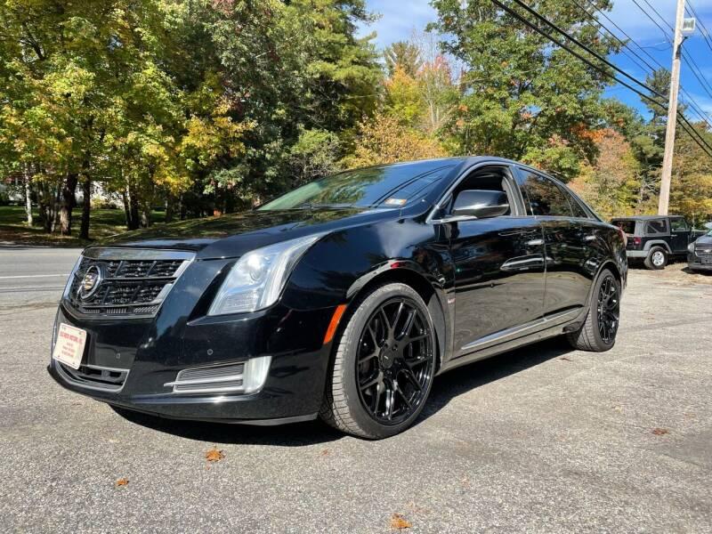 2014 Cadillac XTS for sale at Old Rock Motors in Pelham NH