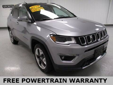 2018 Jeep Compass for sale at Sports & Luxury Auto in Blue Springs MO