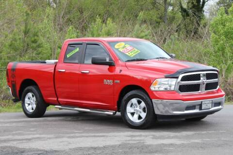 2017 RAM Ram Pickup 1500 for sale at McMinn Motors Inc in Athens TN
