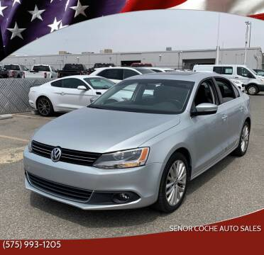 2011 Volkswagen Jetta for sale at Senor Coche Auto Sales in Las Cruces NM