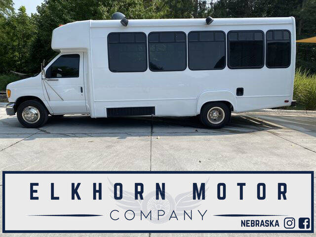2002 Ford E-Series Chassis for sale at Elkhorn Motor Company in Waterloo NE