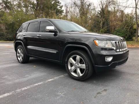 2011 Jeep Grand Cherokee for sale at Lowcountry Auto Sales in Charleston SC