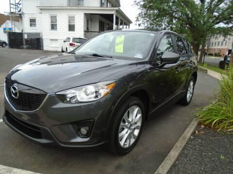 2014 Mazda CX-5 for sale at Greg's Auto Sales in Dunellen NJ