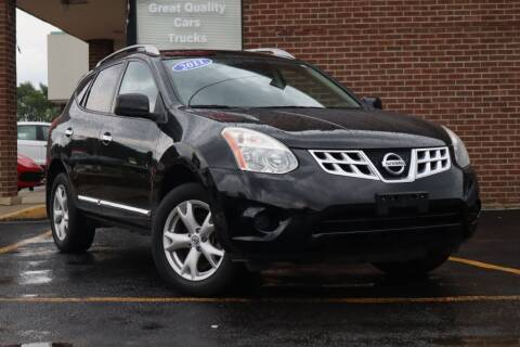 2011 Nissan Rogue for sale at Hobart Auto Sales in Hobart IN