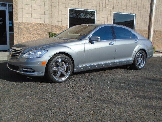 2013 Mercedes-Benz S-Class for sale at COPPER STATE MOTORSPORTS in Phoenix AZ