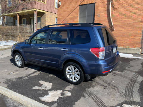 2012 Subaru Forester for sale at Dominic Sales LTD in Syracuse NY