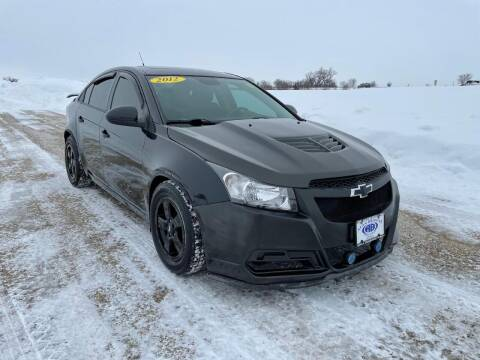 2012 Chevrolet Cruze for sale at Alan Browne Chevy in Genoa IL