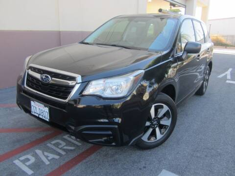2017 Subaru Forester for sale at PREFERRED MOTOR CARS in Covina CA