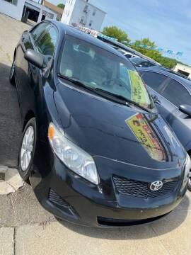 2009 Toyota Corolla for sale at Bob Luongo's Auto Sales in Fall River MA