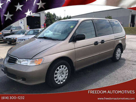 2004 Honda Odyssey for sale at Freedom Automotives in Grove City OH