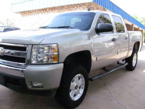 2007 Chevrolet Silverado 1500 for sale at CANTWEIGHT CLASSICS in Maysville OK