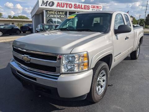 2009 Chevrolet Silverado 1500 for sale at Mo Auto Sales in Fairfield OH