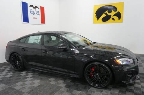 2021 Audi RS 5 Sportback for sale at Carousel Auto Group in Iowa City IA
