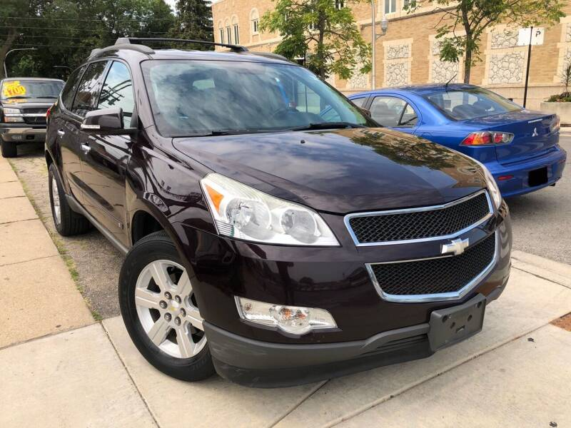 2010 Chevrolet Traverse for sale at Jeff Auto Sales INC in Chicago IL