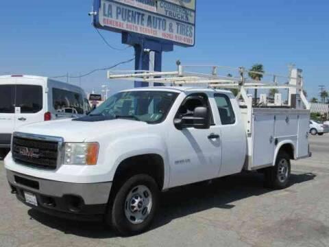 2013 GMC Sierra 2500HD for sale at Atlantis Auto Sales in La Puente CA