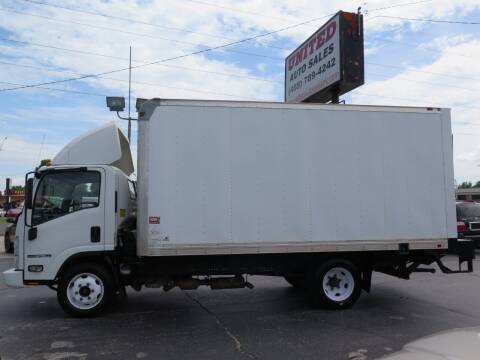 2015 Isuzu NPR for sale at United Auto Sales in Oklahoma City OK