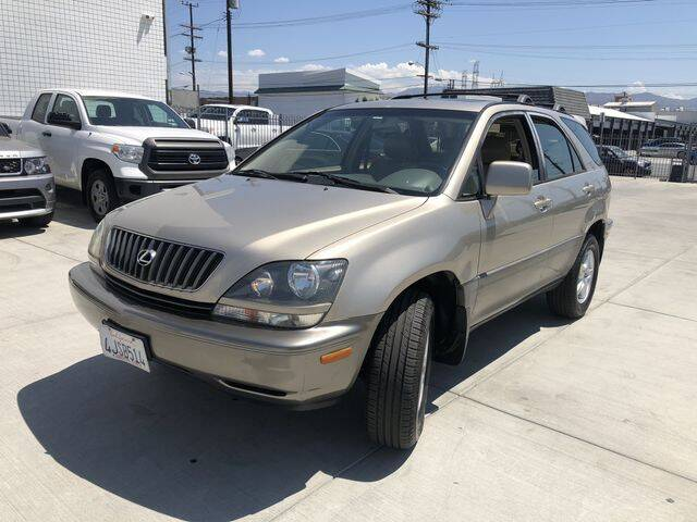 2000 Lexus RX 300 for sale at Hunter's Auto Inc in North Hollywood CA