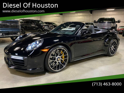 2017 Porsche 911 for sale at Diesel Of Houston in Houston TX