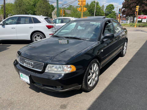 2001 Audi A4 for sale at MURPHY BROTHERS INC in North Weymouth MA