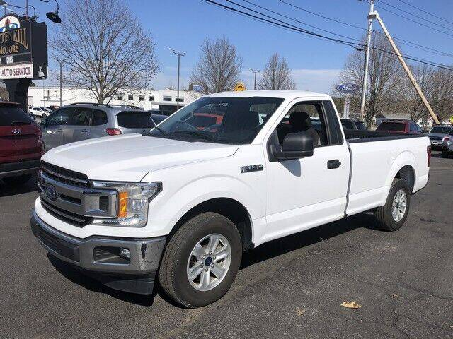 2019 Ford F-150 for sale at BATTENKILL MOTORS in Greenwich NY