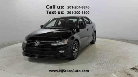 2018 Volkswagen Jetta for sale at NJ State Auto Used Cars in Jersey City NJ