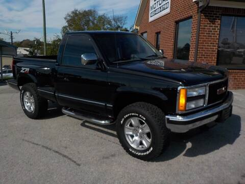 1992 GMC Sierra 1500 for sale at C & C MOTORS in Chattanooga TN