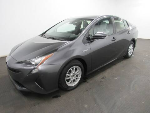 2017 Toyota Prius for sale at Automotive Connection in Fairfield OH