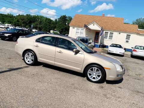 2007 Ford Fusion for sale at New Wave Auto of Vineland in Vineland NJ