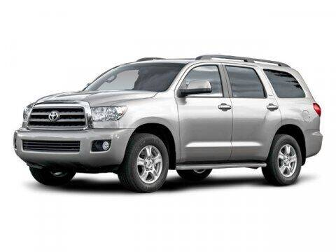 2008 Toyota Sequoia for sale at QUALITY MOTORS in Salmon ID