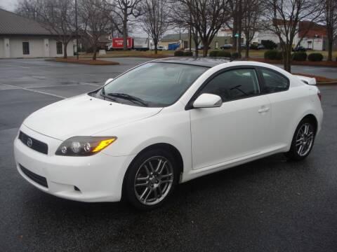 2010 Scion tC for sale at Uniworld Auto Sales LLC. in Greensboro NC
