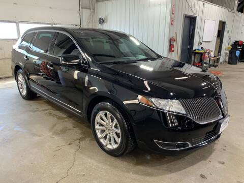 2017 Lincoln MKT Town Car for sale at Premier Auto in Sioux Falls SD