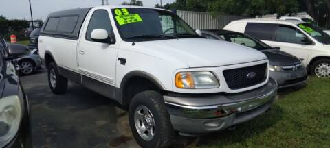 2003 Ford F-150 for sale at ABC Auto Sales and Service in New Castle DE