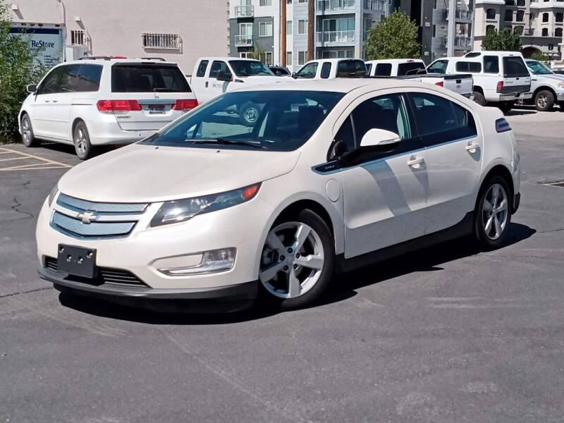 2013 Chevrolet Volt for sale at Clean Fuels Utah - SLC in Salt Lake City UT
