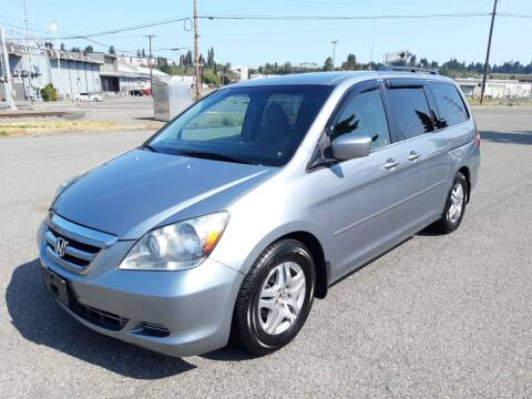 2006 Honda Odyssey for sale at South Tacoma Motors Inc in Tacoma WA