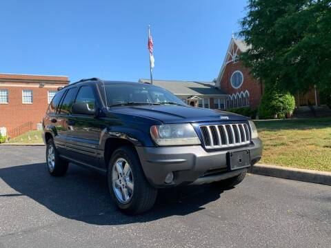 2004 Jeep Grand Cherokee for sale at Automax of Eden in Eden NC