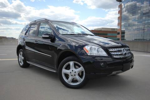 2008 Mercedes-Benz M-Class for sale at Car Match in Temple Hills MD