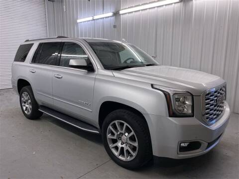 2018 GMC Yukon for sale at JOE BULLARD USED CARS in Mobile AL