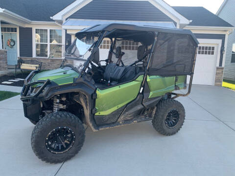 2020 Honda Pioneer 1000-5 Limited Edition for sale at MotoMafia in Imperial MO
