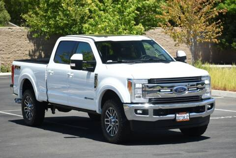 2017 Ford F-250 Super Duty for sale at Sac Truck Depot in Sacramento CA