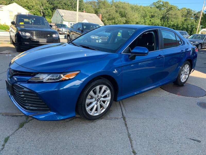 2019 Toyota Camry for sale at First Hot Line Auto Sales Inc. & Fairhaven Getty in Fairhaven MA