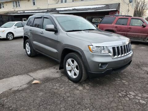 2011 Jeep Grand Cherokee for sale at Motor House in Alden NY