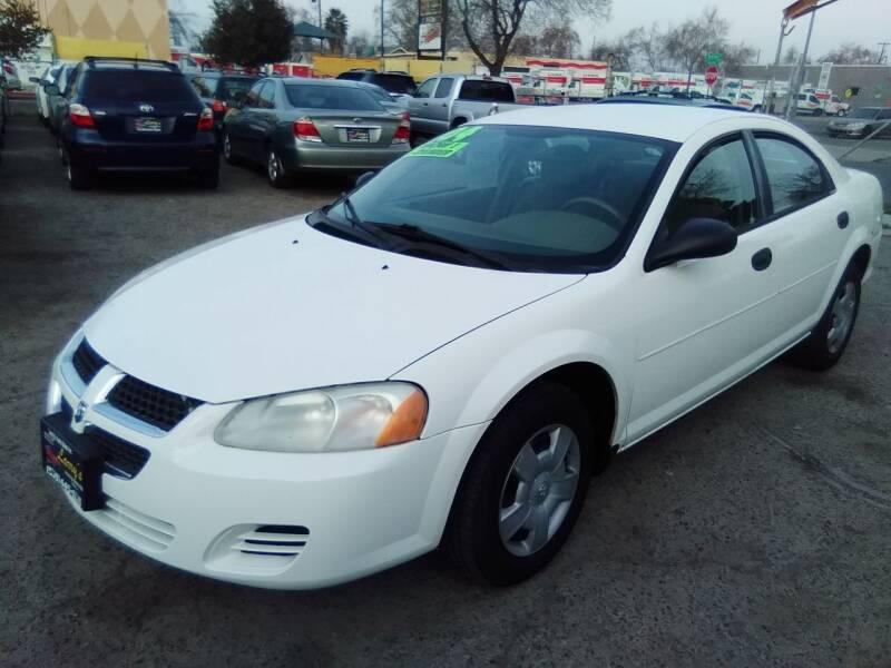 2004 Dodge Stratus for sale at Larry's Auto Sales Inc. in Fresno CA