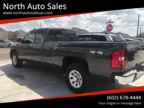 2011 Chevrolet Silverado 1500 for sale at North Auto Sales in Phoenix AZ