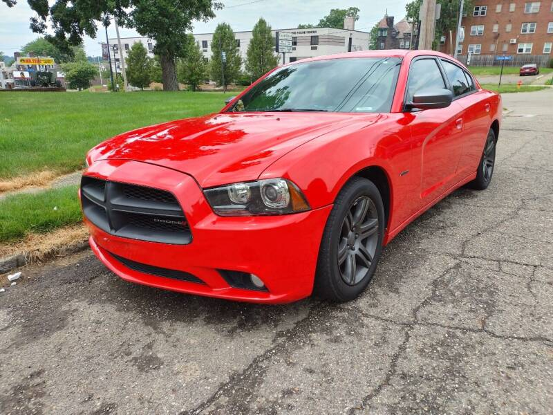 2014 Dodge Charger for sale in Massillon, OH