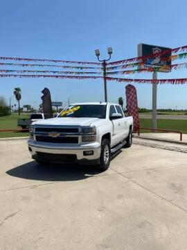 2014 Chevrolet Silverado 1500 for sale at A & V MOTORS in Hidalgo TX